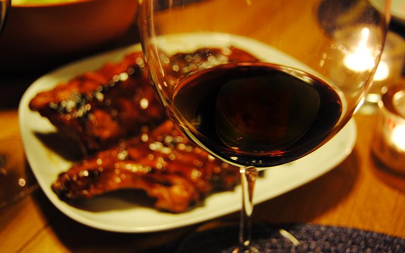 Vin till grill