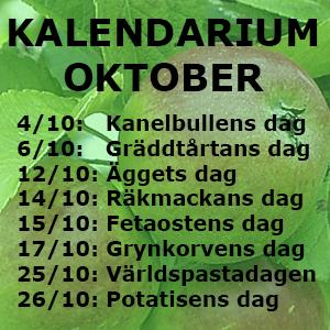 kalendariumoktober