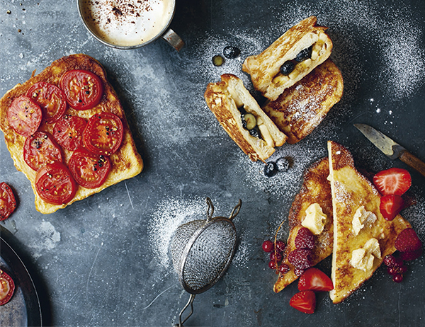 French toast. Foto : Danielle Wood