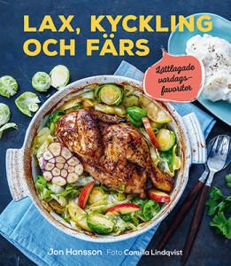 lax, kyckling..